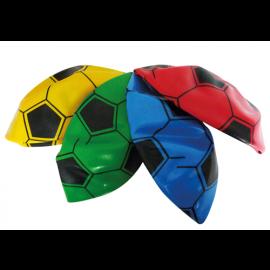 Fodbold u/luft, ass. farver