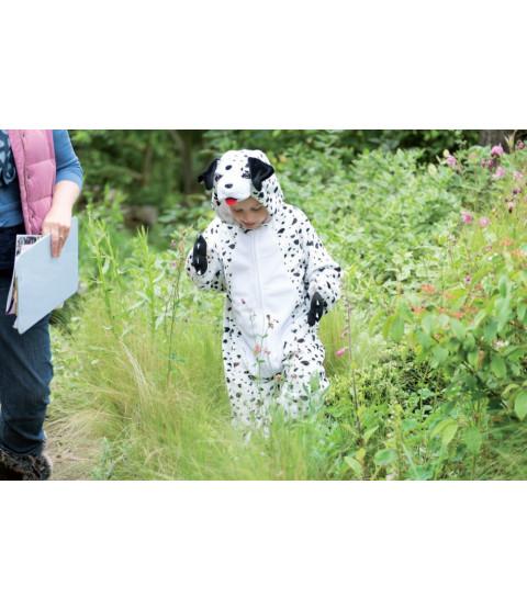 Dalmatiner-Hund Kostume