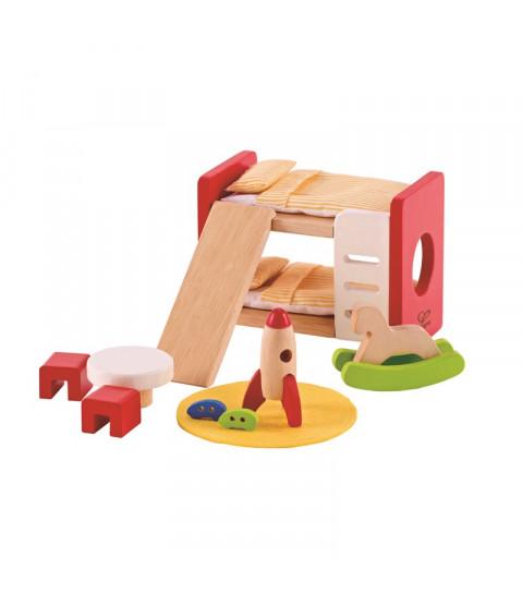 Børneværelsesmøbler til dukkehus