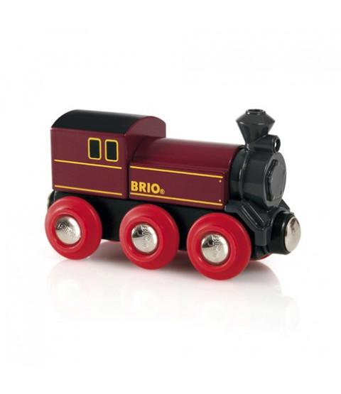 Damplokomotiv