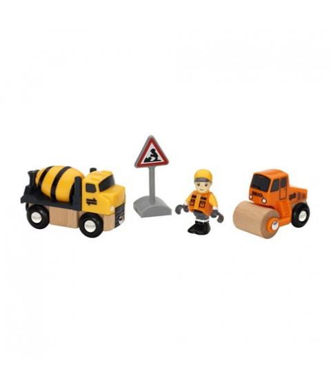 Arbejdskøretøjer
