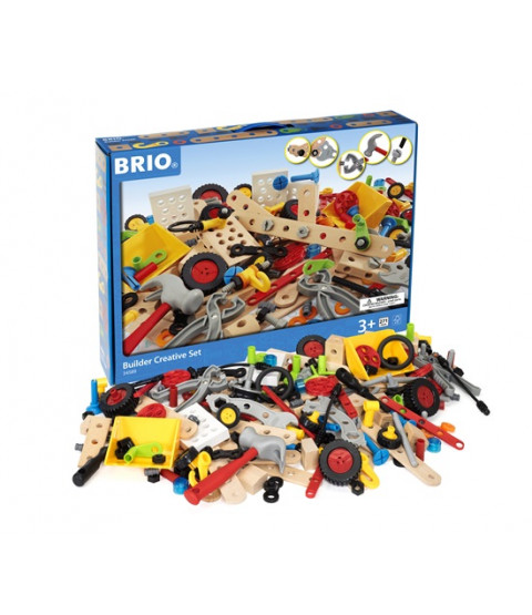 BRIO Builder Kreativt sæt