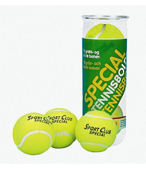 Tennis bolde - 15 stk.