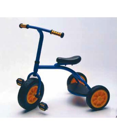 3-hjulet m/sadel og ståplade