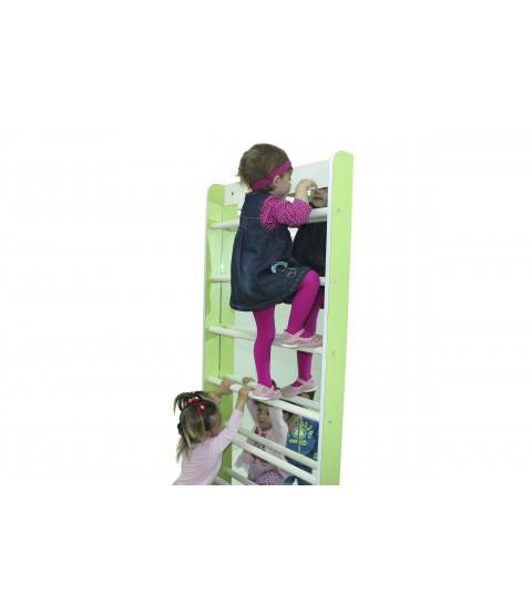 Ribbe med spejl - 150 cm