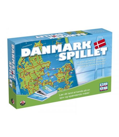 Danmarks spillet