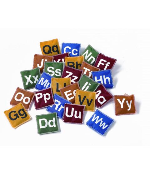 Ærteposer Alfabet