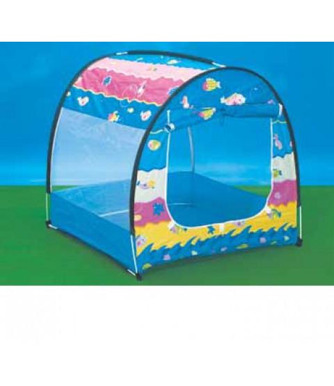 Popup telt med havets dyr
