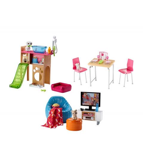 Barbie Indendørsmøbler