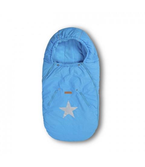 Kørepose STAR med fleece og refleks