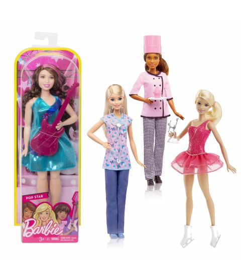 barbie karriere dukker