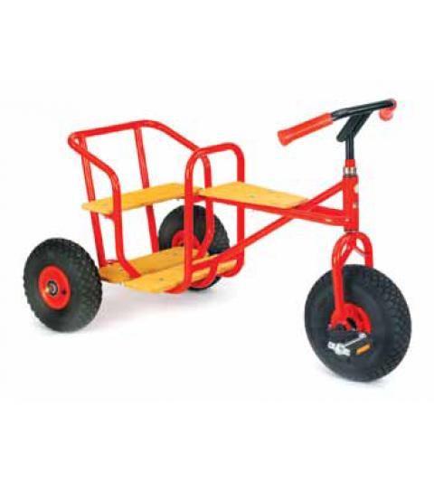 ROSE 3-hjulet taxi, 4-10 år