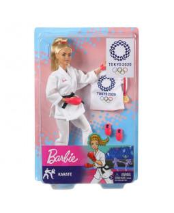 Barbie Olympisk dukke