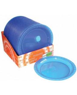 Dyb tallerken i plast 40 stk.