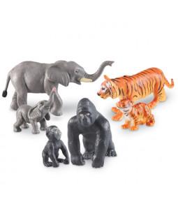 Jumbo Jungle dyr og unger