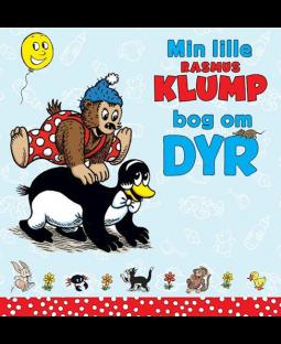 Min lille Rasmus Klump bog: Dyr