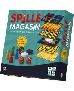 Spillemagasinet - 10 klassiske spil