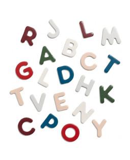 Magnetiske bogstaver, Senses