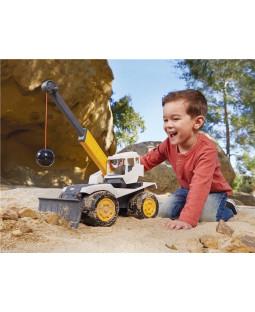 Littles Tikes Dirt Digger plov og nedrivningskugle