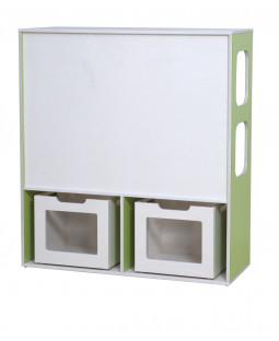 Legereol UNIK Design 2 rum + stort spejl