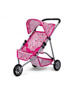 Baby jogger, 3 hjul
