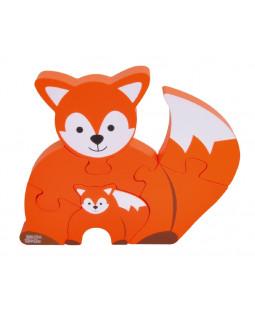 Puslespil ræv