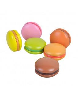 Macarons, 6 stk.
