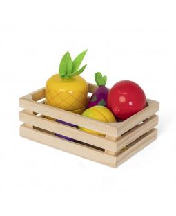 Kurv - Eksotiske frugter