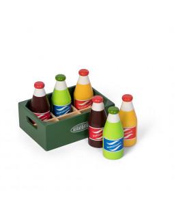 Sodavand i kasse, 6 stk