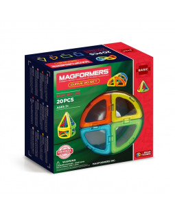 Magformers curve 20 set