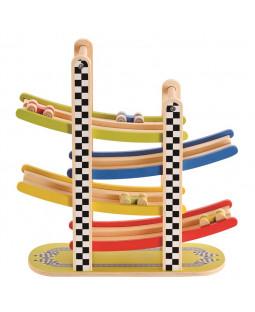 Racetrack swingback