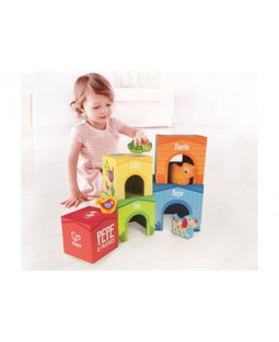 Hape Stacking Tower
