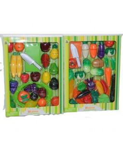Frugt & Grønt m. velcro