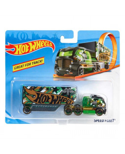 Hot Wheels Track Truck CDU