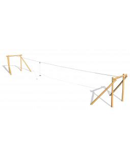 Robini svævebane 20 meter