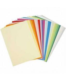 Creativ papir, A4 210x297 mm, 80 g, 290 ass. ark, ass. farver , ass. farver