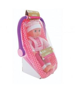 Baby med autostol