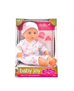 Baby Joy dukke 38 cm