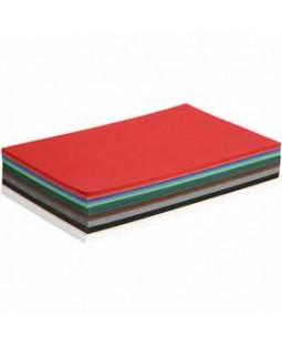 Julekarton, A4 210x297 mm, 180 g, 300 ass. ark, ass. farver , ass. farver