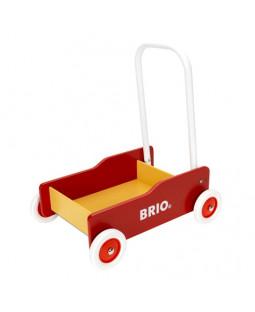 Brio Rød Gåvogn