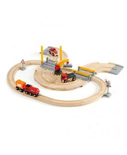 Tog- og vejbane, kransæt