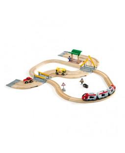 Tog- og vejbane, rejsesæt