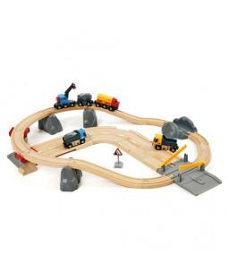 Tog- og vejbane, lodsesæt