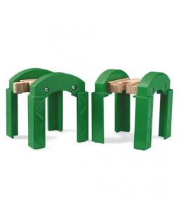 Bropiller, grønne