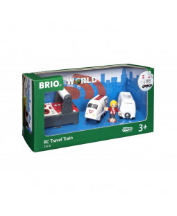 Brio Fjernestyret Passagertog