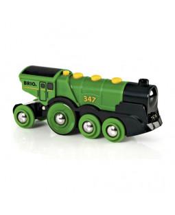 Grønt lokomotiv