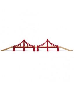 Hængebro, lang