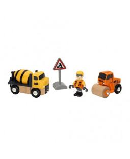 Arbejdskøretøjer og arbejdsmand