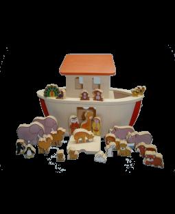 Noahs Ark i Træ