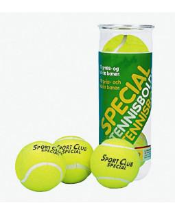 Tennisbolde - 60 stk.